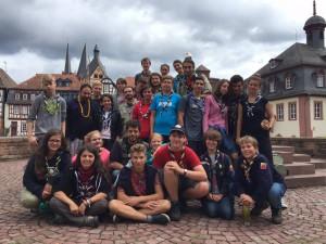Viele Grüße aus Gelnhausen